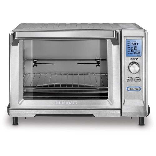 Cuisinart 1875-Watt Rotisserie Convection Toaster Oven - Stainless Steel 007TMP0203