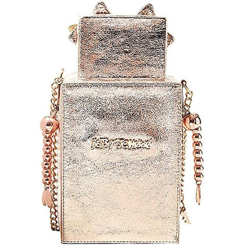 Betsey Johnson Love Machine Crossbody Bag -