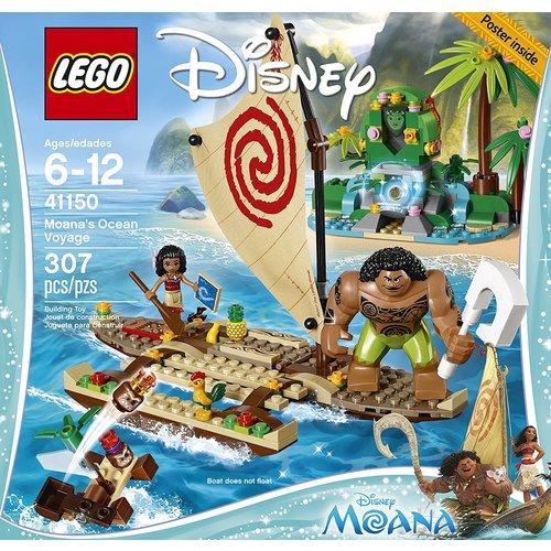 Lego Disney Moana's Ocean Voyage 12L-P67-41150