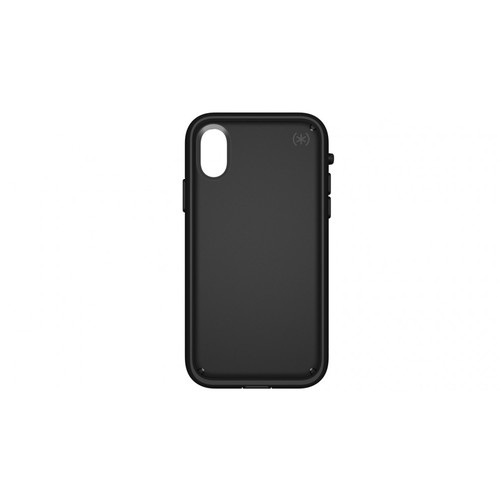 Speck Apple iPhone 8 Presidio Ultra Case and Belt Clip Holster - Black/Black