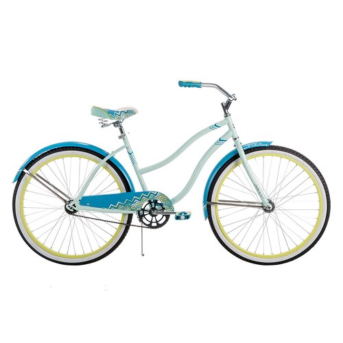 "Huffy Ladies's 26"""" Good Vibrations Bicycle - Pearl Mint Green"" 12B-796-26637"