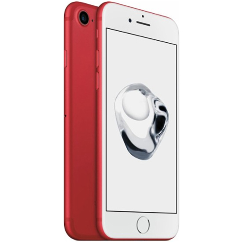 """Apple® iPhone 7 4.7"""" / 256GB Cell Phone RED Limited Edition (Factory Unlocked)"""