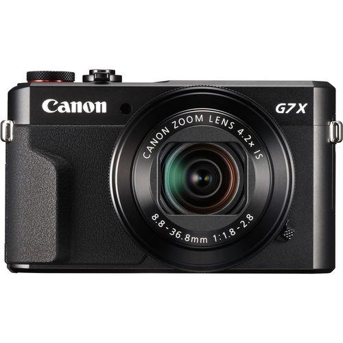 Canon PowerShot G7XII Digital Camera / 20.1 Megapixel / 4.2x Optical Zoom - Black