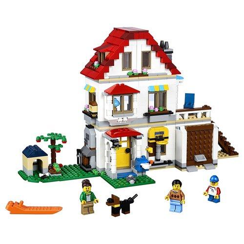 Lego Creator Modular Family Villa 728-Piece Building