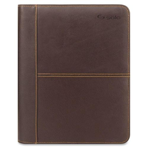 Solo Premiere Leather Universal 8.5 to 11-inch Tablet Case - Espresso