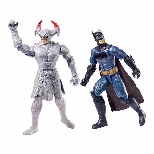 "Mattel DC Justice League 12"""" Batman vs Steppenwolf Figures"" 12K-766-FGG85"