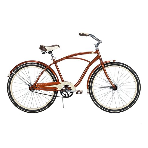 "Huffy 26"""" Men's Good Vibrations Cruiser Bike - Cinnamon Metallic"" 12B-796-26622"