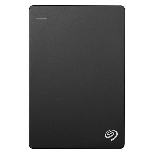 Seagate 2TB Backup Plus Slim Portable External USB 3.0 Hard Drive - Black
