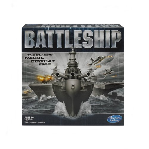 Hasbro Battleship Game 12G-S73-HSBA3264