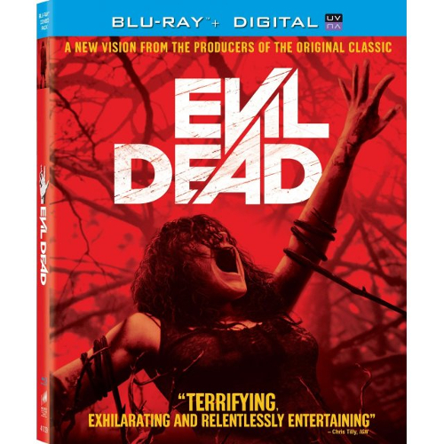 Evil Dead - DVD + Blu-Ray + Digital + Ultraviolet 36H-G30-COLBR41729