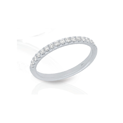 14K White Gold 0.25 ct Diamond Lady's