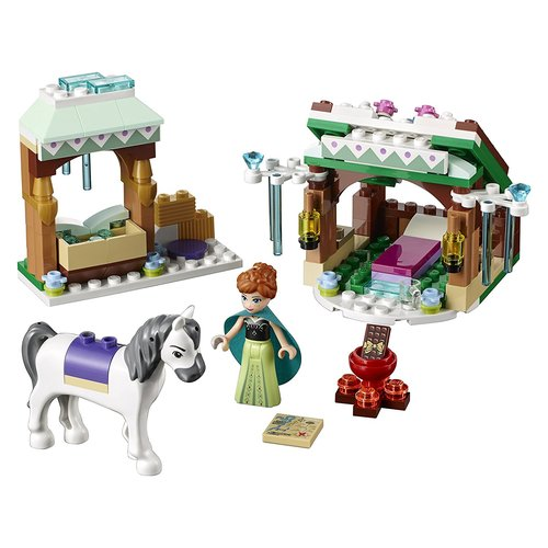 Lego Frozen Anna's Snow Adventure Set 12L-P67-41147