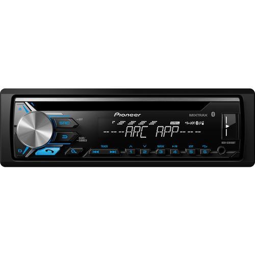 Pioneer DEHX3910BT In-Dash CD/DM Receiver Built-in Bluetooth