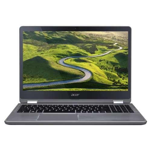 "Acer R5/571TG57YD Aspire Touchscreen Notebook  15.6"" / 8GB RAM / 256GB HDD - Steel Gray"