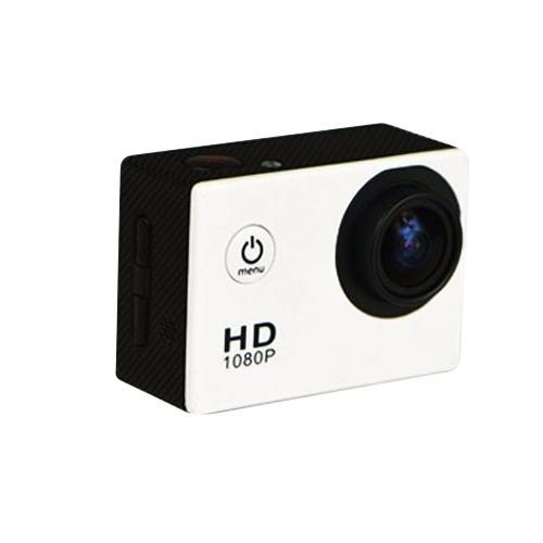 Silver Sport Camera