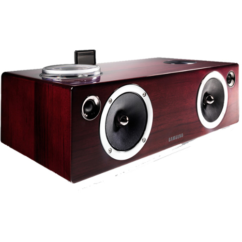 Samsung 100 Watt Vacuum Tube Amplified Audio Dock for iPod / iPhone / iPad