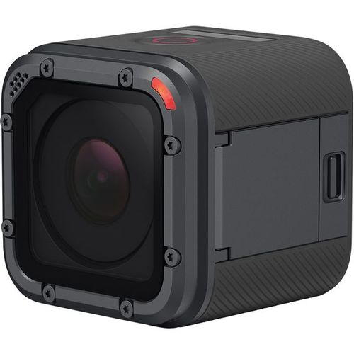 Gopro CHDHS/502 Hero 5 Session 4K Ultra HD Action Camcorder - Black
