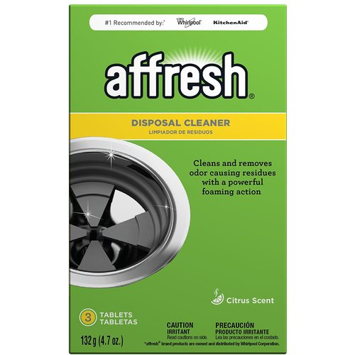 Affresh W10509526 Disposal Cleaner Tablet - Green