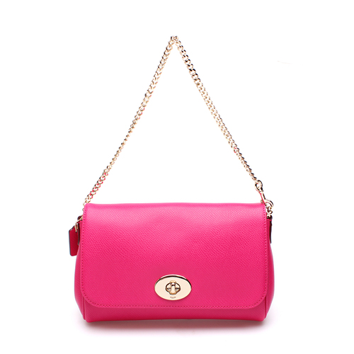 Coach Crossgrain Mini Ruby Crossbody Bag -