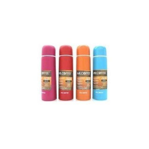 Mr. Coffee Javelin Stainless Steel 4-Piece 16 Oz. Thermos - Red/Orange/Blue/Fuchsia 06A-763-91879.03