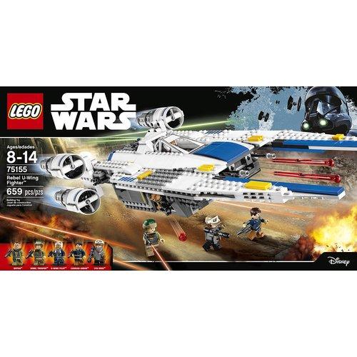 Lego Star Wars Rebel U-Wing Fighter 12L-P67-75155