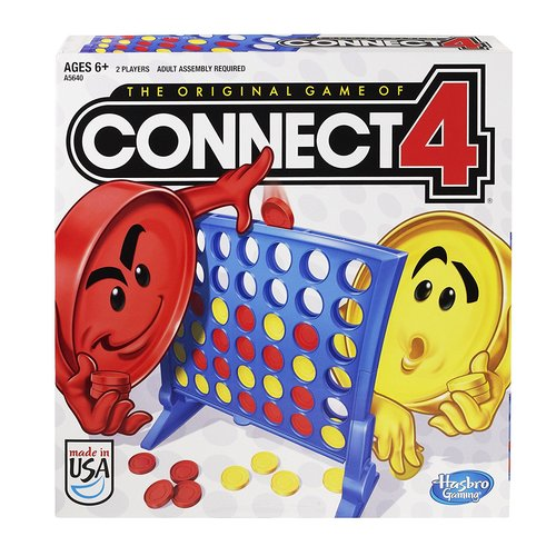 Hasbro Connect 4 Game 12G-S73-HSBA5640