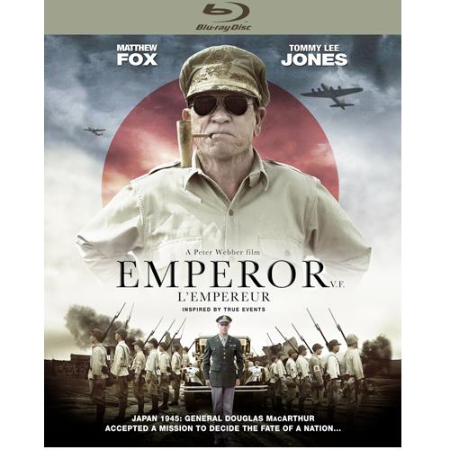Emperor - Blu-ray 36D-G30-LGEBR43392