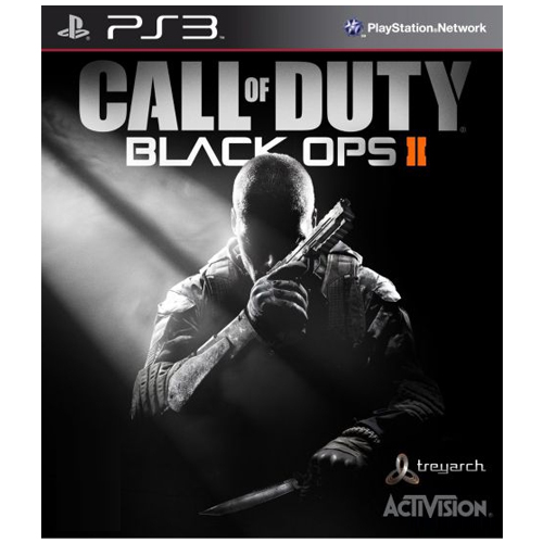 Call of Duty Black Ops II - Playstation 3