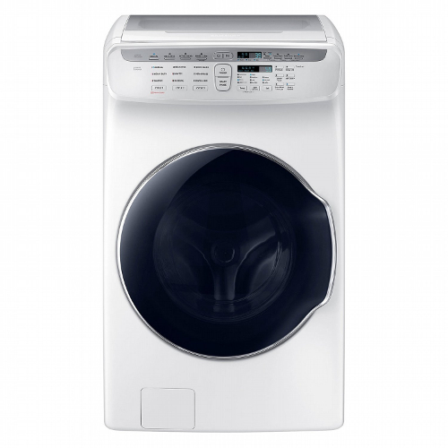 Samsung WV55M9600AW FlexWash 5.5 Cu. Ft Washer with Steam - White 52B-863-WV55M9600AW