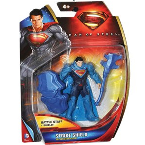 Superman Figure - Assorted 12K-766-Y9216